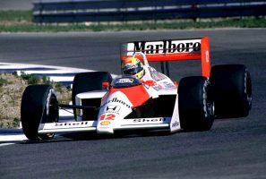 F1 | アイルトン・セナ(マクラーレン・MP4/4)