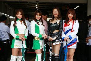 MotoGP | バンテリンレースクイーン、TOM'S lady、ネッツ多摩ティーズファクトリーレディ