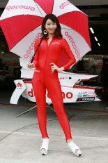 docomo team DANDELION RACING Circuit Lady
