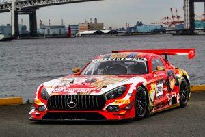 ル・マン/WEC | チームがスパ24時間に投じるFateカラーのメルセデスAMG GT3