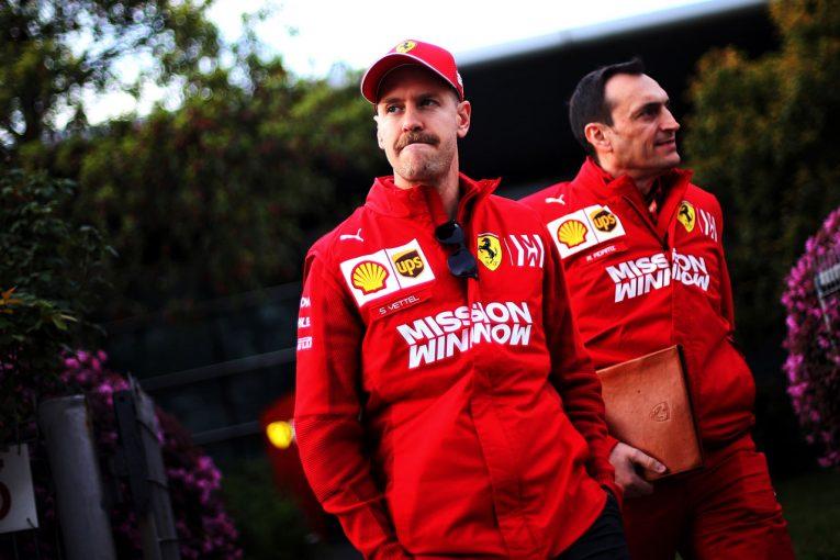 F1 | フェルスタッペン「ベッテルは魔法のような才能を持ったドライバーではない」