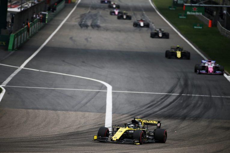 F1 | 「中団トップで走れることを今後数戦で示したい」とルノーF1テクニカルディレクター