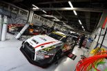 スーパーGT:鈴鹿サーキットでタイヤメーカーテストがスタート。雨の中19台が周回