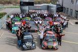 海外レース他 | DTM開幕直前! アウディチーム発表会&ファクトリーを連続訪問(1)まるでイリュージョンなWRT編