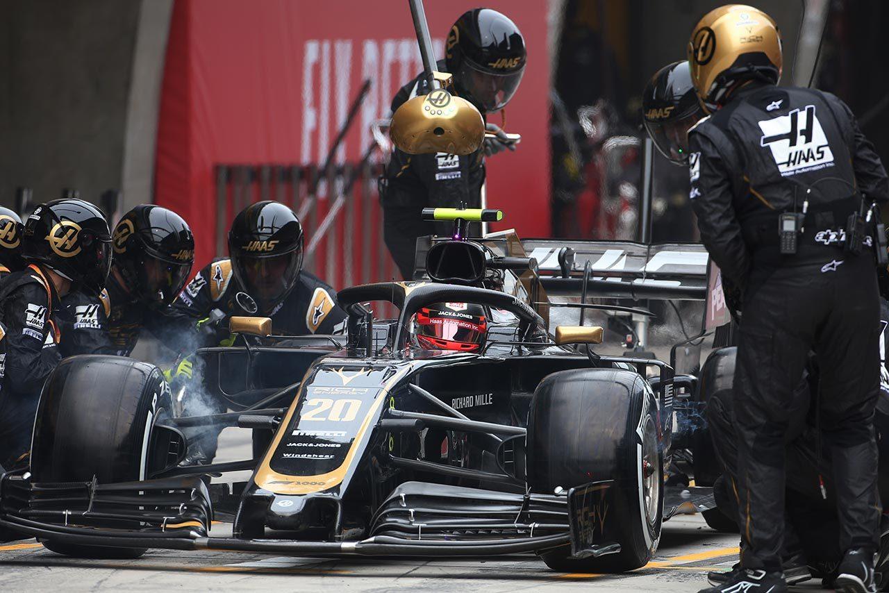 2019年F1第3戦中国GP ケビン・マグヌッセン(ハース)