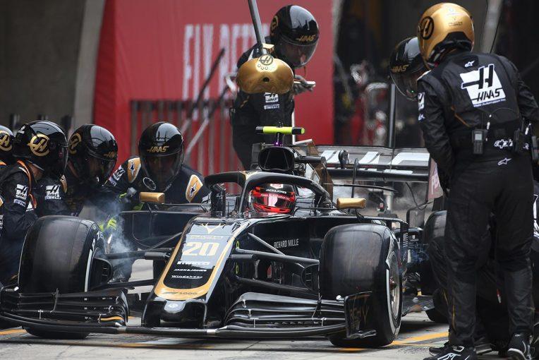 F1 | タイヤに悩むハースF1、スペインGPで大型アップデートを投入「バルセロナは態勢を立て直すことができる場所」