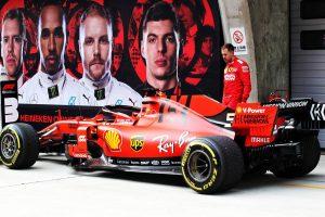 F1 | セバスチャン・ベッテル