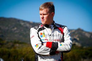 ラリー/WRC | ランキング首位奪還を狙うオット・タナク(トヨタ・ヤリスWRC)