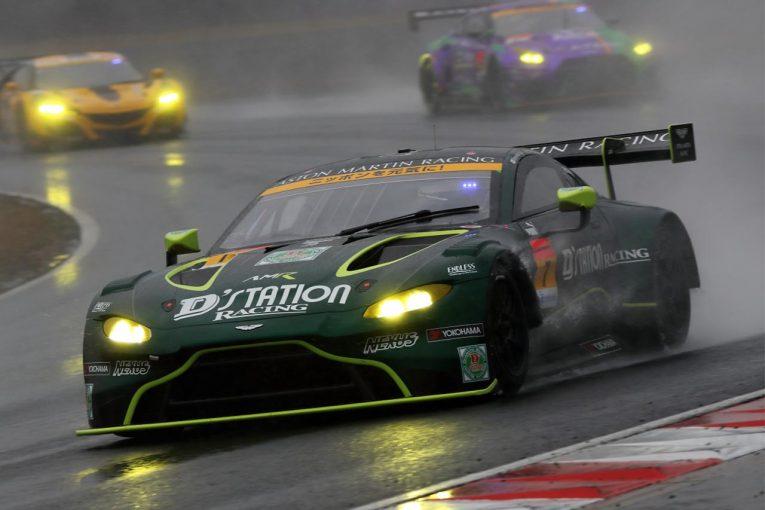 スーパーGT   D'station Racing AMR 2019スーパーGT第1戦岡山 レースレポート