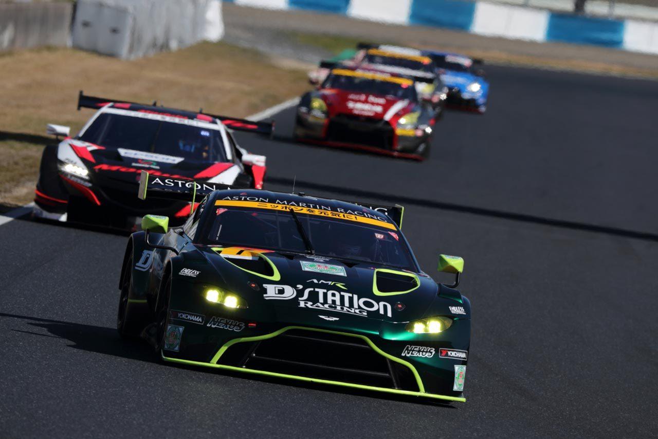 D'station Racing AMR 2019スーパーGT第1戦岡山 レースレポート