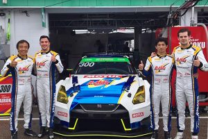 ル・マン/WEC | 鈴鹿10時間:TAIROKU Racing with B-Max Engineeringが2台のGT-Rでの参戦を表明。本山哲も参加決定!