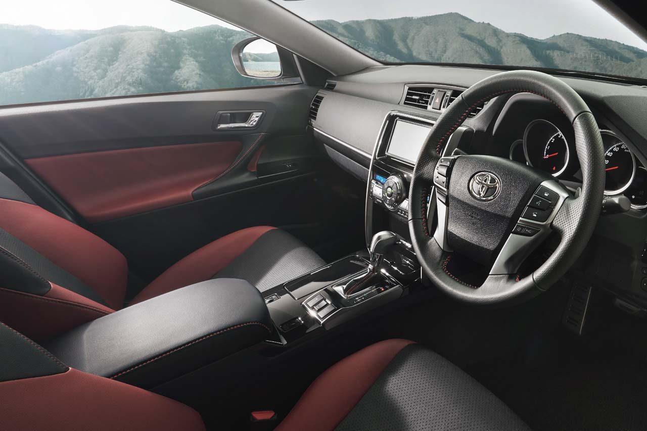 2019年に生産終了となる『トヨタ・マークX』、半世紀分の感謝を込めた特別仕様車が発売