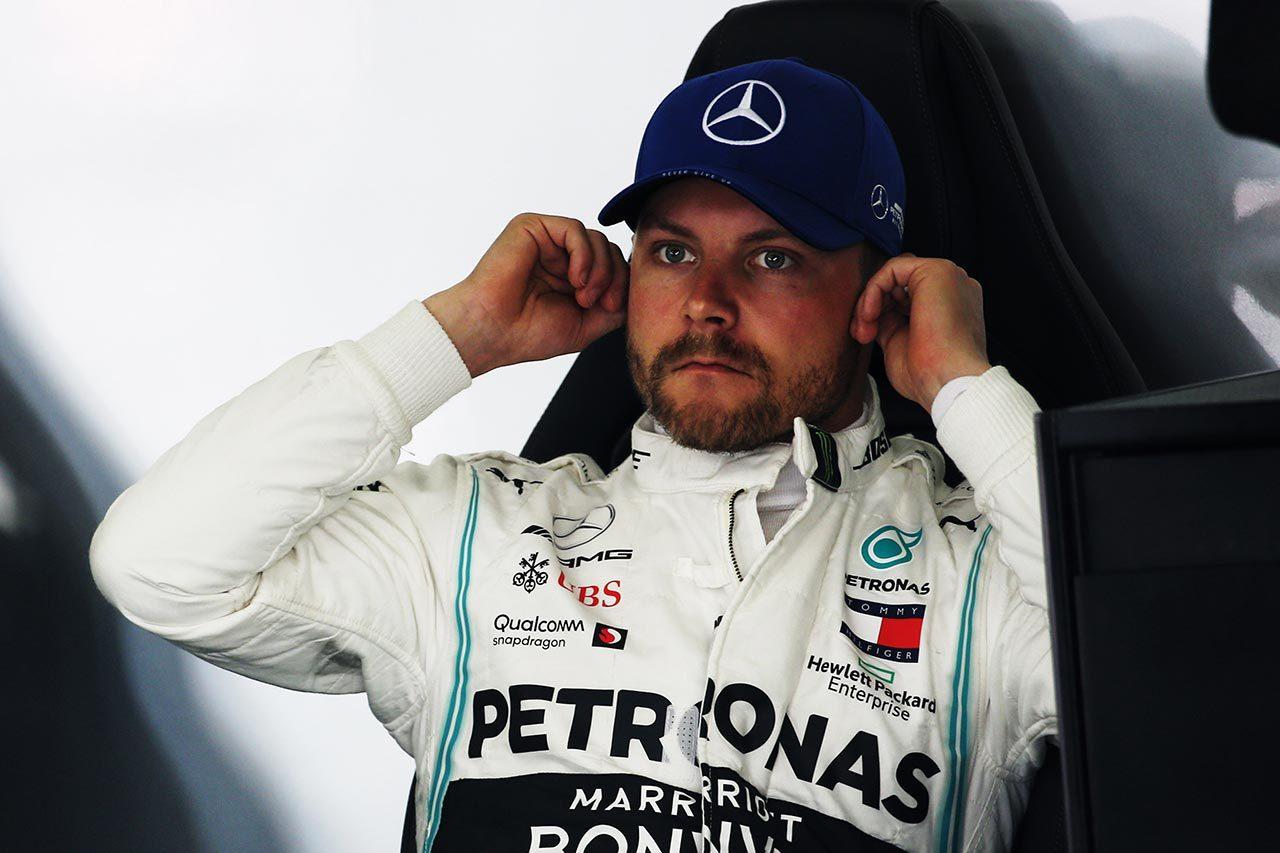2019年F1第3戦中国GP バルテリ・ボッタス(メルセデス)