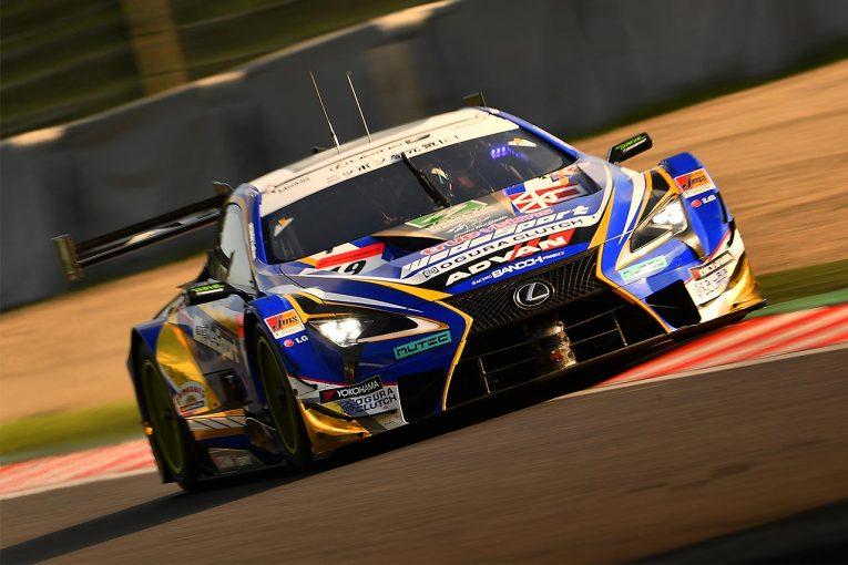 スーパーGT | スーパーGT:鈴鹿タイヤメーカーテストの2日目はドライに転じる。WedsSport ADVAN LC500が最速