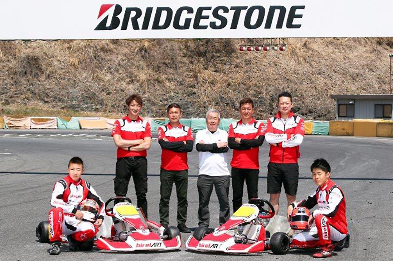 井出有治率いるbirelART RAGNO Racing、今季は冨田と木内を擁し全日本カートOKクラス制覇目指す