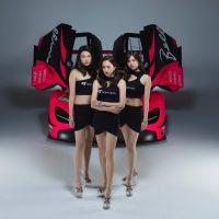 レースクイーン | チームゴウ初のサーキット・アンバサー「TEAM GOH MODELS」発足。毎戦フォトコンテストを開催