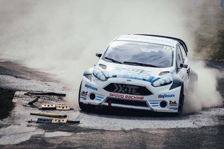 ラリー/WRC   世界ラリークロス:6度の五輪金メダリスト、クリス・ホイがフォード・フィエスタで参戦