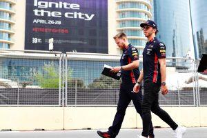 F1 | ガスリー「アゼルバイジャンでPU交換を行うことが最善のプラン」。ホンダの次回アップグレードにも期待