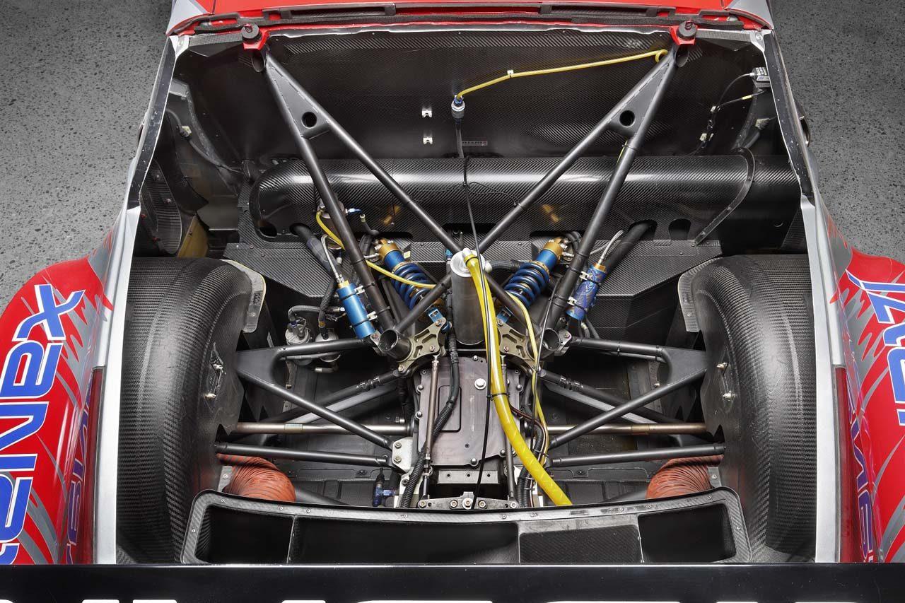 スーパーGT:新事実。R34 GT-Rの後継GT500マシンはスカイライン・クーペの可能性もあった