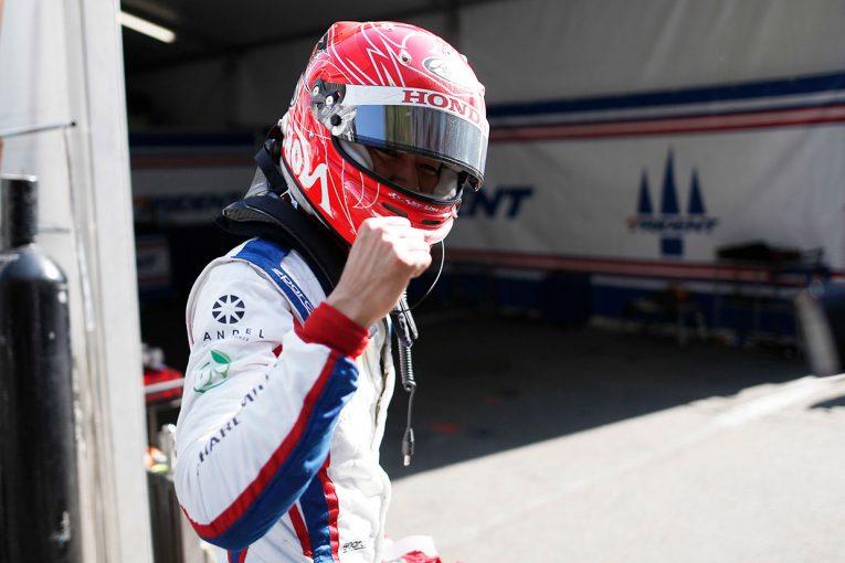 海外レース他 | 【順位結果】松下ポールポジション獲得、FIA-F2第2戦アゼルバイジャン予選