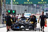 F1 | 【動画】マンホールの蓋が外れラッセル車にダメージ/F1第4戦アゼルバイジャンGP