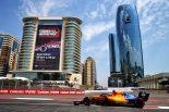 2019年F1第4戦アゼルバイジャンGP カルロス・サインツJr.(マクラーレン)