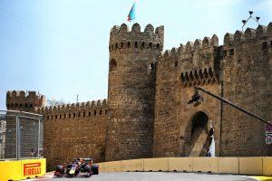 F1 | 【画像ギャラリー】F1第4戦アゼルバイジャンGP