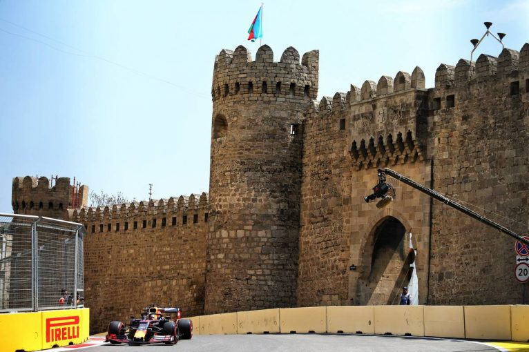 F1   【画像ギャラリー】F1第4戦アゼルバイジャンGP