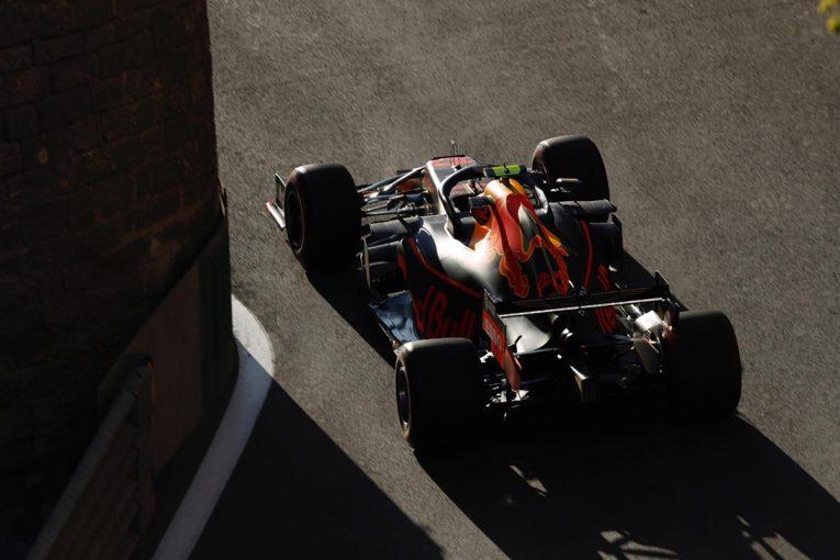 F1 | レッドブル・ホンダF1密着:初日はホンダPU勢が4台そろってトップ10入り、ペナルティのガスリーは後方からの追い上げに期待