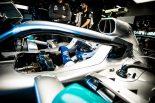 F1 | ボッタス「ロングランペースは悪くないが、シングルラップの速さが足りない」:メルセデス F1アゼルバイジャンGP金曜