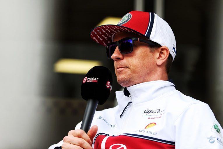 F1 | ライコネン、マンホール蓋のトラブルを糾弾「まるでアマチュアの仕事」:アルファロメオ F1アゼルバイジャンGP金曜