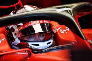 F1 | ルクレールがトップ、フェルスタッペンは3番手【タイム結果】F1第4戦アゼルバイジャンGP フリー走行3回目
