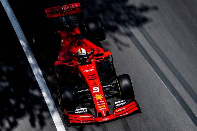 F1 | 【順位結果】F1第4戦アゼルバイジャンGP予選