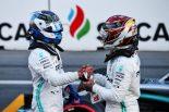 F1 | F1第4戦アゼルバイジャンGP予選:メルセデスが本領発揮しフロントロウ独占。ルクレールはクラッシュ