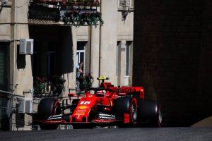 F1 | 【動画】ルクレールが予選Q2でクラッシュ/F1第4戦アゼルバイジャンGP