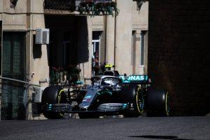 F1 | 【動画】バルテリ・ボッタスのポールラップ/F1第4戦アゼルバイジャンGP予選