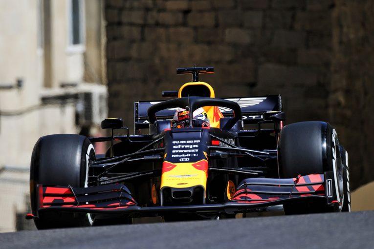 F1 | レッドブル代表「フェルスタッペンが予選Q1でタイヤを傷めたことが、Q3の戦いに影響」:F1アゼルバイジャンGP土曜