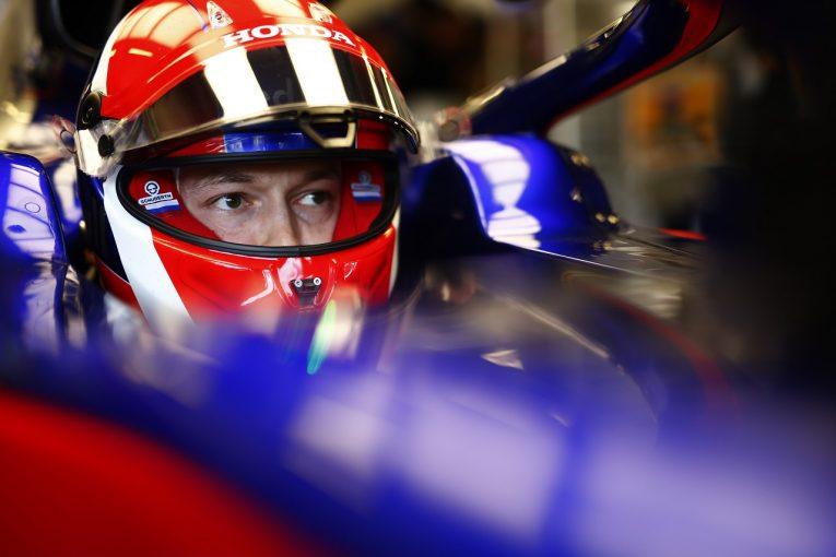 F1 | トロロッソ・ホンダが今季初の予選Q3進出「度胸が必要なこのコースで、すごいラップを走った」と6番手のクビアト:F1アゼルバイジャンGP土曜