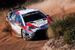 ラリー/WRC | WRCアルゼンチン:競技3日目はトヨタのタナクが反撃もトラブルでリタイア。ヒュンダイがワン・ツー