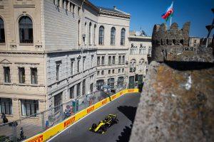 F1 | 【動画】F1第4戦アゼルバイジャンGP予選ハイライト