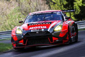 ル・マン/WEC | VLN3:KONDO RacingのニッサンGT-Rが予選2番手も雨に泣く。バンドウ×NOVELのレクサスは23位