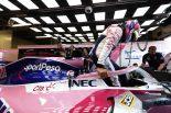 F1 | ペレス予選5番手「コンディションの変化にうまく対応し、マシンの力を最大限に引き出した」:レーシングポイント F1アゼルバイジャンGP土曜