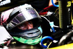 F1 | リカルド予選12番手「苦しい週末だが、レースでうまく生き残っていい結果をつかみたい」:ルノー F1アゼルバイジャンGP土曜