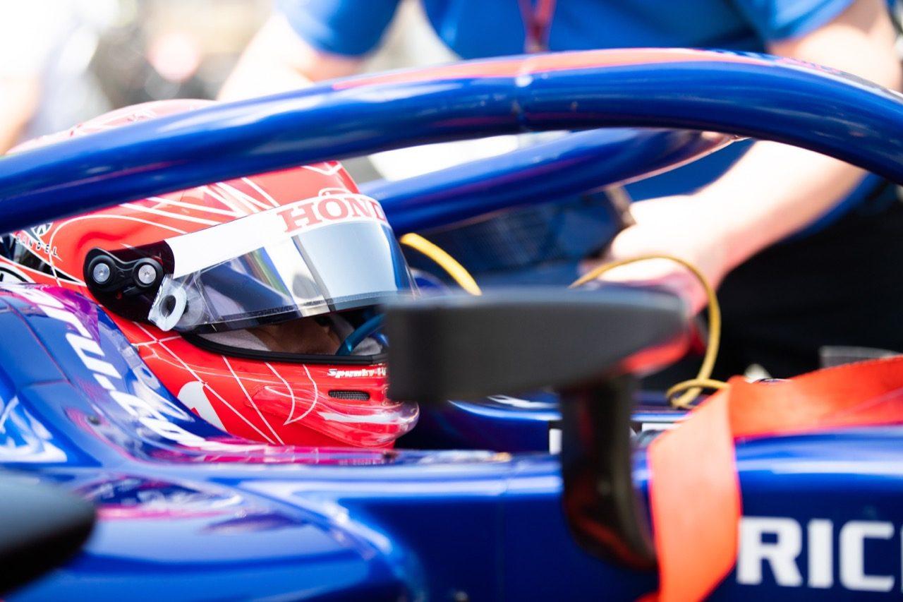 FIA-F2第2戦アゼルバイジャン レース2:ラティフィが2勝目。松下は完走もポイントには届かず