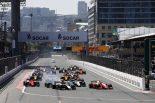 海外レース他 | FIA-F2第2戦アゼルバイジャン レース2:ラティフィが2勝目。松下は完走もポイントには届かず