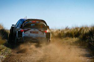 ラリー/WRC | WRCアルゼンチン:トヨタ、最終ステージで表彰台逃す。ヒュンダイがワン・ツーで2勝目