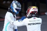 F1 | F1第4戦アゼルバイジャンGP決勝:メルセデスが盤石のワンツー勝利。後方から奮闘したガスリーは無念のストップ