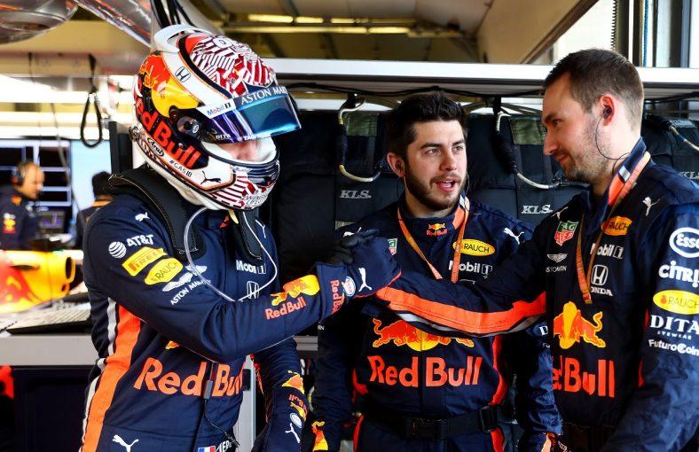 F1 | ガスリー、ドライブシャフトのトラブルでリタイア「最後尾から6番手に浮上。パフォーマンスには満足」:レッドブル・ホンダ F1アゼルバイジャンGP日曜
