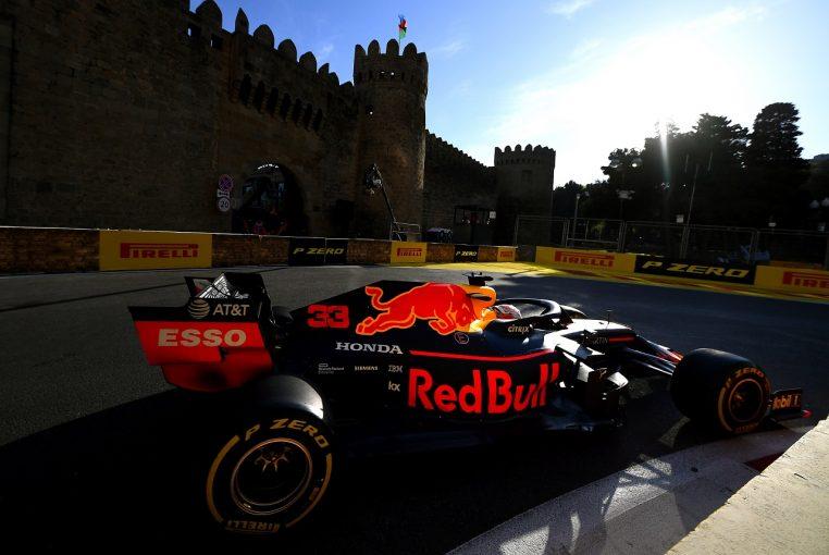 F1 | レッドブル代表「トラブルは発生したが、ポジティブな週末。メルセデス&フェラーリに一歩近づけた」:F1アゼルバイジャンGP日曜