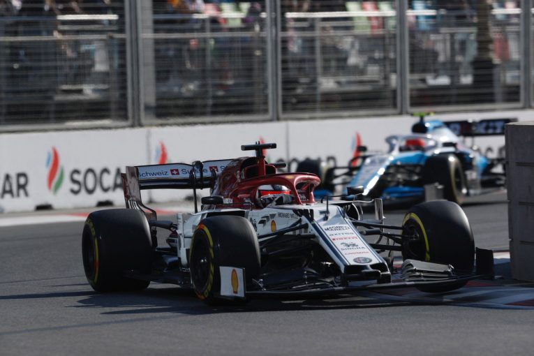 F1 | ライコネン、安定した走りを見せるもF1開幕4戦の結果に不満。「まだ十分な力を引き出せていない」